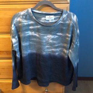 American eagle tie dye sweatshirt